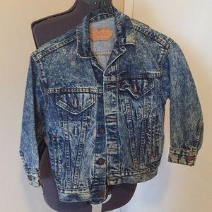 Levi's Jean jacket kids